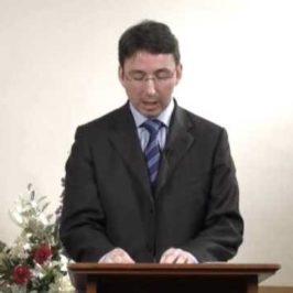 Od Rzymskiego Katolicyzmu do zaufania jedynie Chrystusowi – Piotr Słomski