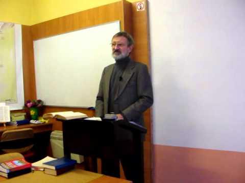Kościół Rzymskokatolicki z ewangelicznej perspektywy – Zbigniew Sobczak