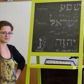 """Hebrajskie manuskrypty ST – migawki z wykładów w """"Berei"""""""