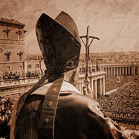 Papieskie potępienie prawdziwych Kościołów obnaża jego własny system